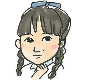 渡邉このみ(坂東すみれ・幼少期役)