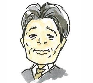 堺正章(古波蔵恵文・こはぐらけいぶん役)