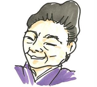 平良とみ(おばあ役)