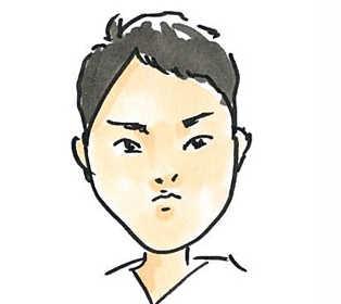泉澤祐希(角谷三男・すみたにみつお役)