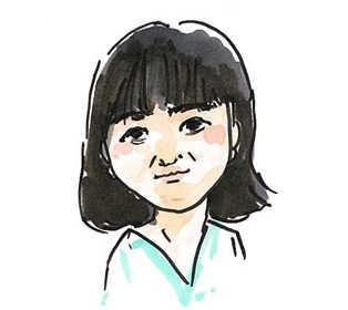 小島藤子(秋葉幸子/あきばさちこ役)