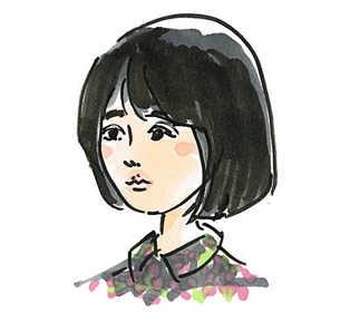 松本穂香(青天目澄子/なばだめすみこ役)