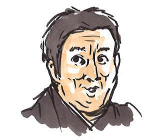 上杉祥三(彦三郎/ひこさぶろう役)